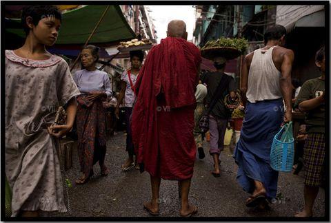 戴缅甸紫檀花的姑娘:缅甸人民的真实生活 - liblog - Liblog 第九传媒