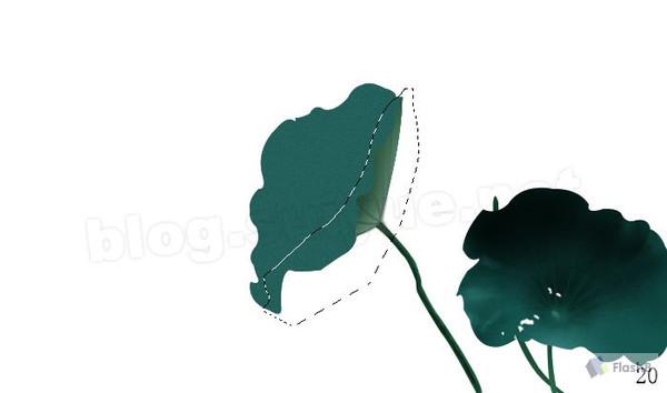 【ps教程】鼠绘荷花教程 - 迎春 -