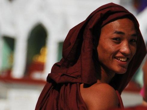 跟我【推开缅甸这扇门】(旅行写真小人书) - 行走40国 - 行走40国的博客