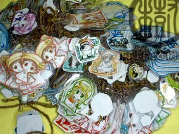 2007年广州国庆漫展及树之馆宣传消息发布 - 凌猫 - 碳氢元素