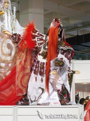 补记:08年12月20日文博会霹雳特写~ - 冰暮琉璃 - 冰暮琉璃の空中花园