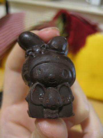 情人节~手制巧克力~~~ - 云影 - 沉沦·狂乱