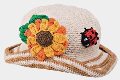 儿童毛衣图案  童帽 - 夕阳无限好 - 夕阳无限好