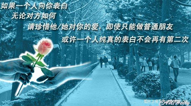 {谨以此日志献给所有真爱过的人} - 欧阳雪 - 欧阳雪欢迎您的光临!