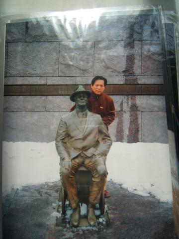 (原创)小看美国(9)漫步华盛顿 - 俺家三郎 - 一个人的长征