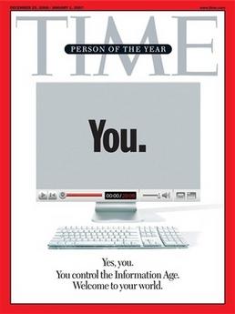 你为何成为《时代》周刊年度人物? - 陈格雷 - 陈格雷的博客