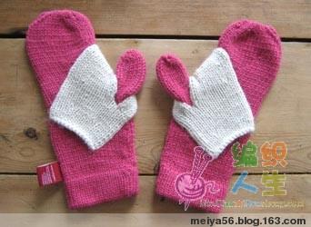 大手牵小手——亲子手套 - 美雅 - 闲人、闲事、闲话