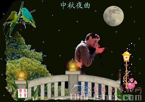 [原创]中秋夜曲.团圆将别 - 梧叶飘黄 - 梧叶飘黄的博客