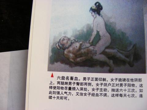 房中术十三图谱图_房中术中华古玩网