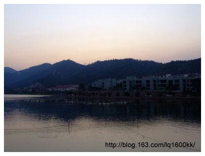 寂寞秀丽湖 - lq - LQ的博客