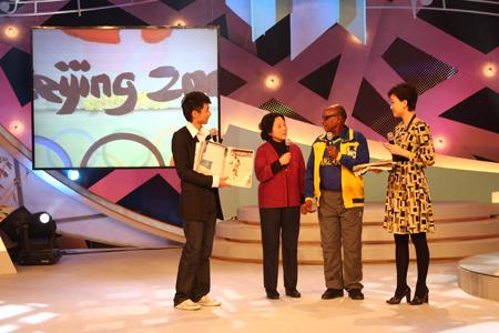 奥运英雄来到北京 - 杨澜 - 杨澜 的博客
