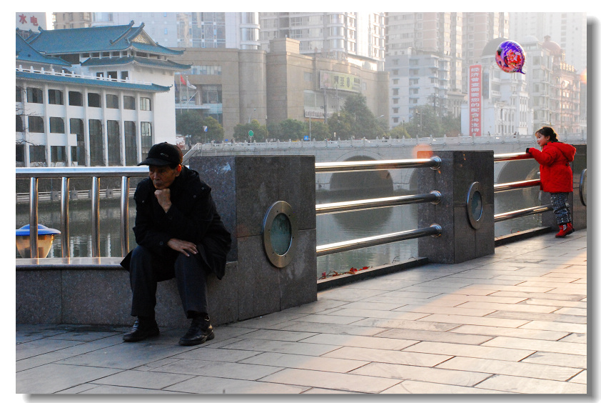 [原创摄影]甲秀楼 - 历史传说  - 寒江独钓翁 - 非丝非竹醉翁居