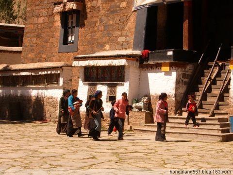 我的川藏行34—朝拜宁玛派的祖庭敏株林寺 - 强哥问候 - 强哥问候