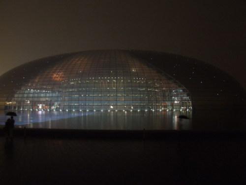 三番五次来到国家大剧院 - liuyj999 - 刘元举的博客