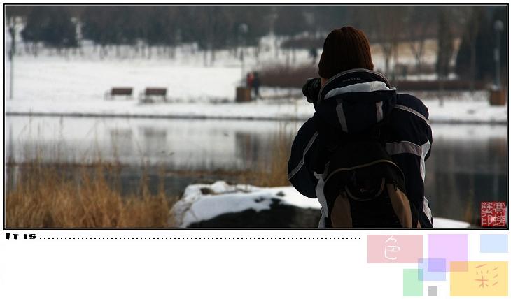 【原创】2009年的第一场雪(1) - 赛螃蟹 - 赛螃蟹的家