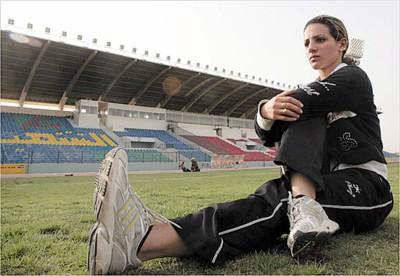 [原创]达娜 2008奥运会最揪心的名字 - 谢流石 - 敲 击 瞬 间