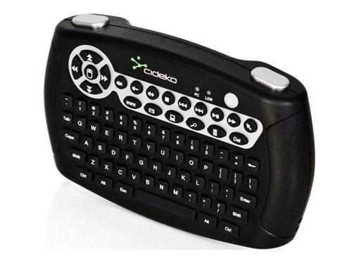 无线Mini全功能键盘 - 何泛泛 - 何泛泛|IT独唱团