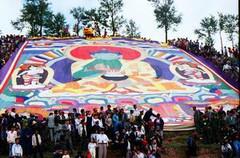 藏传佛教的三绝之一唐卡 - 大海的博客 - 大海的博客*123