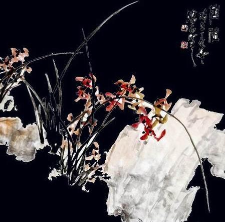 墨 子 画 四 君 子 - AAA级私秘视觉馆 - 视觉与色彩的世界