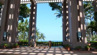 夏威夷游记B -- 极致的希尔顿唯客乐度假村酒店, 20090613