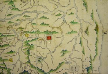 中国历代谪戍流放地图 - 《地图》 - 《地图》杂志官方博客