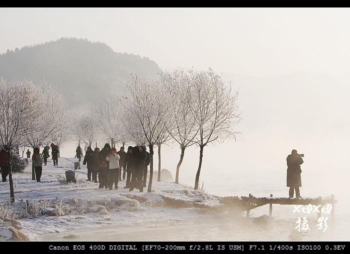 【穿越东北】16、万缕银丝舞松江 - xixi - 老孟(xixi)旅游摄影博客