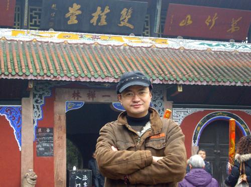 双桂第一禅林 - 张羽魔法书 - 张羽魔法书