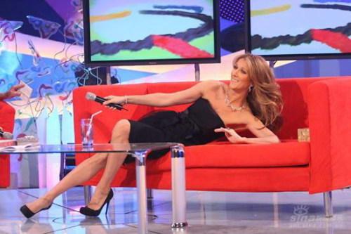 调皮的Celine Dion - yanglan2008329 - 杨澜