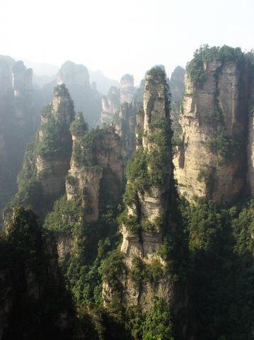 湘西之旅—奇峰异石的天子山 - 品味人生 -