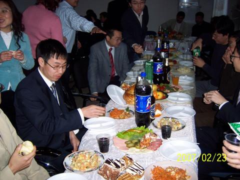 2007年2月23日,在塔吉克过男人节 - 尘缘梦 - 几世长叹息,一叶尘缘梦