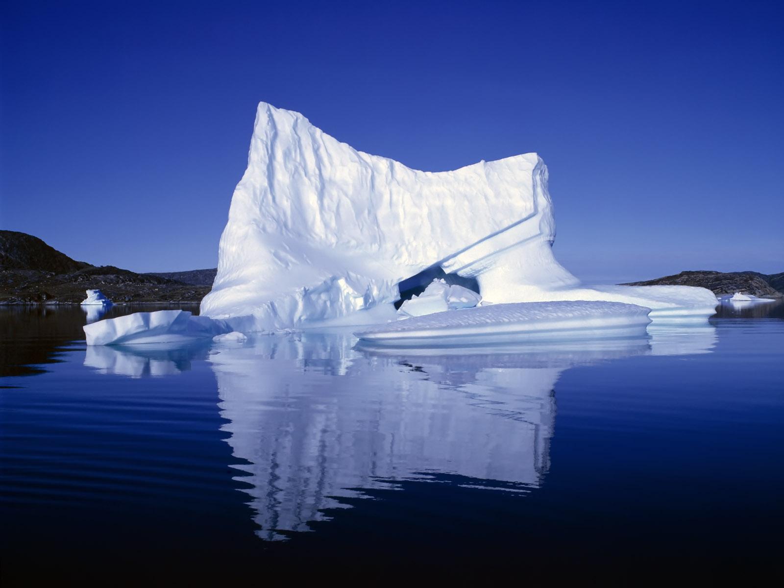 视觉大餐-美丽的极地风光(超精美) - 沉默是金 -   沉默是金de家园