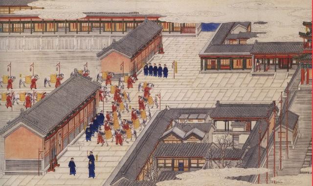 北京三千年——明清皇帝是怎么结婚的?(多图)   - 陈朝后裔 - 醉爱历史的博客