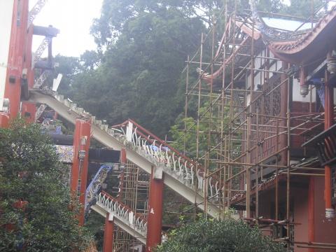 汶川大地震灾后两月 - 平衡天下 - 平衡天下