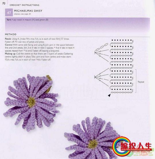 百種花朵教程 - 梅兰竹菊 - 梅兰竹菊的博客