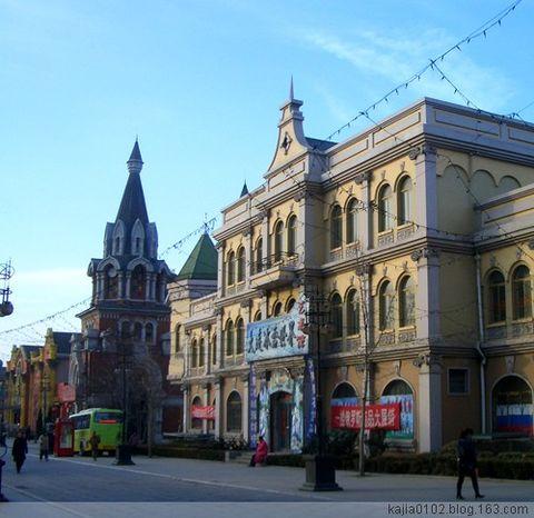 [原创]大连俄罗斯风情街 - Kajia - 脚印一点点