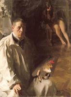 瑞典画家——安德斯·佐恩Anders Zorn - 江振柏 - 水木白的艺术空间