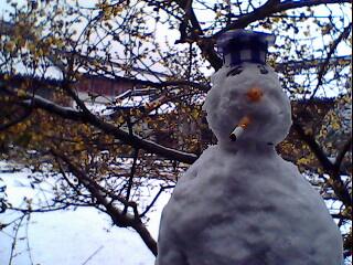 2008年的第一场雪~~~ - 光头昆曲人 - 光头昆曲人