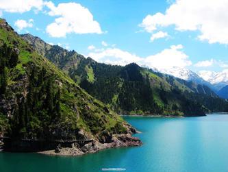 从火洲吐鲁番到圣山天池---走马观花游新疆(上)