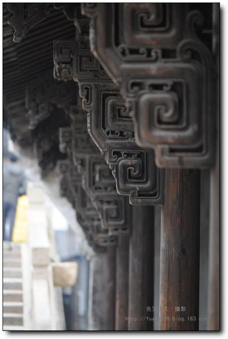 (原创)09春节(2)——石桥深巷 人约黄昏后 - 鱼笑九天 - 鱼笑九天