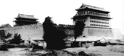 老北京城门介绍和珍贵照片欣赏 - 玄缘精舍 - 玄缘子
