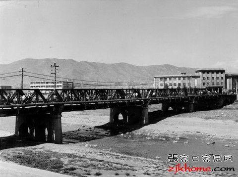清水河上美丽的桥 - 梅 - 梅