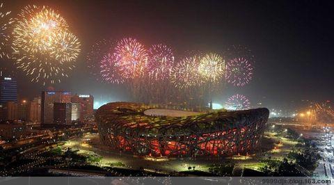 奥运焰火 - 天天快乐 - 天天快乐