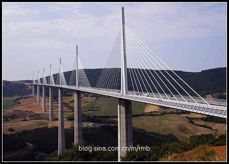 奇迹般的世界第一大桥(图) - 胡豆 - 胡豆