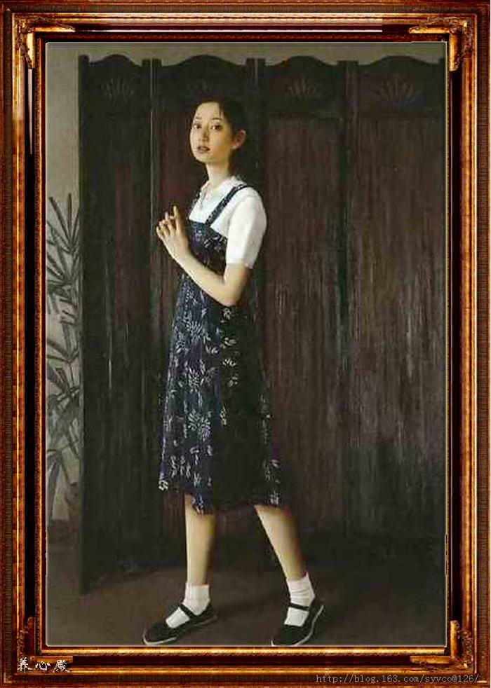 引用 当代油画家李贵君作品欣赏 (二) - 端木秀禾 - 端木秀禾的博客