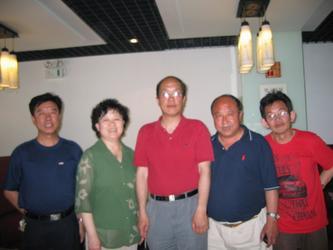 节目组京津地区负责人协商文艺节目 503