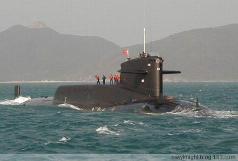 (原创)美海军潜艇折射信息和对中国海军的启示! - 亮★艦! - Sea Quiver