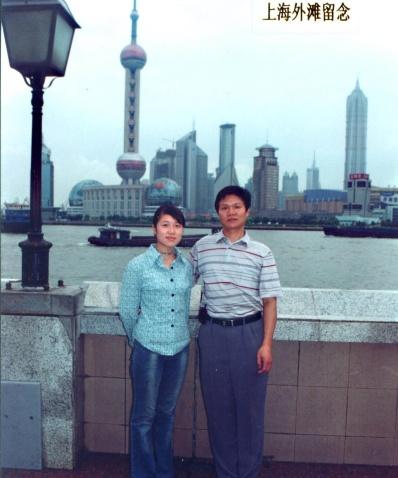 女儿的求学路(二)原创 - tongxin1958 - .