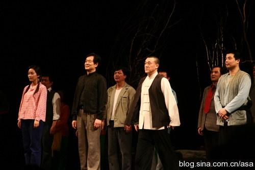 看北京人艺演出的话剧《鸟人》 - 懒蛇阿沙 - 懒蛇阿沙的博客