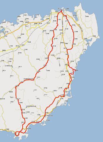 海南單車環島游預告片 - Ocean Liu - Ocean Liu 的博客