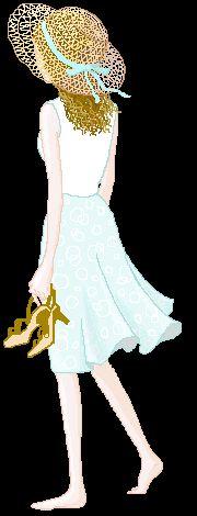 卡通美女汇总 - 冰思绕指柔 - 冰思绕指柔的博客